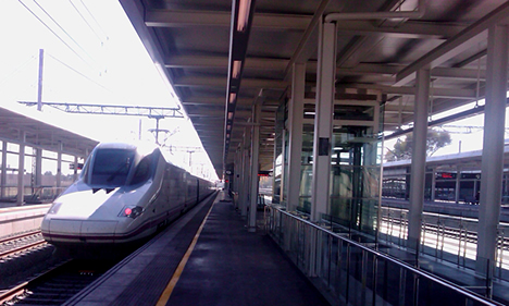 estación del AVE en Albacete con Tecnología LonWorks de ISDE