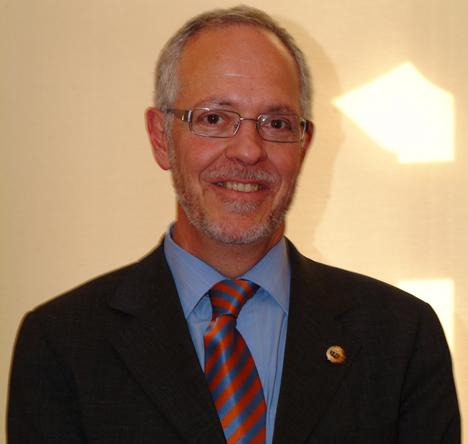 Eugenio Fontán, Decano-Presidente COIT