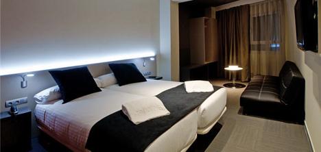 Iluminación del Hotel