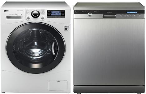 Resultat d'imatges de lavadora y lavavajillas