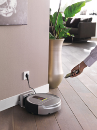 Robot aspirador de Philips