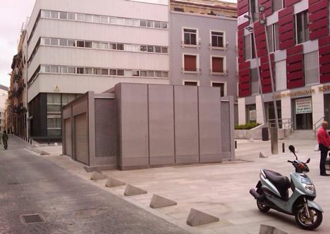 Aparcameinto Robotizado en Madrid