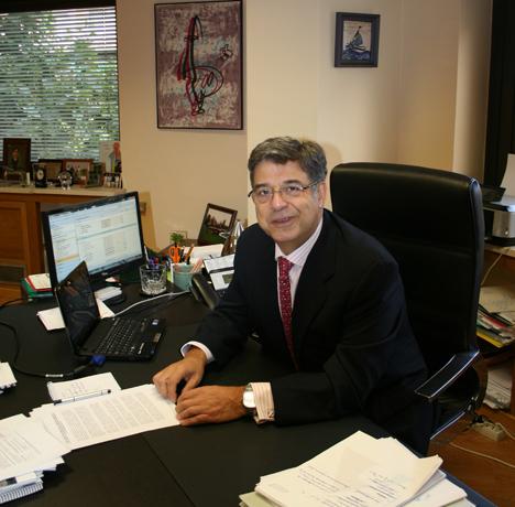 José Pérez García, director general de AMETIC