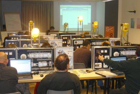 Gewiss organiza un curso certificado por KNX
