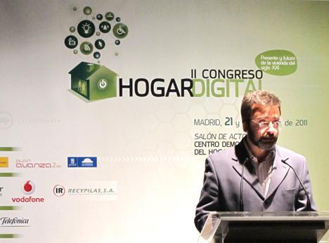 Jesús Soto Alonso de Passivhaus en el II Congreso de Hogar Digital