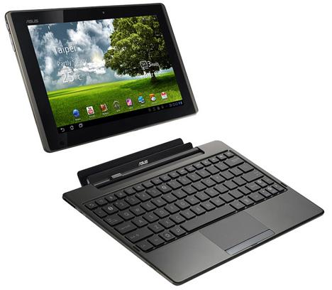 Nueva tablet de Asus