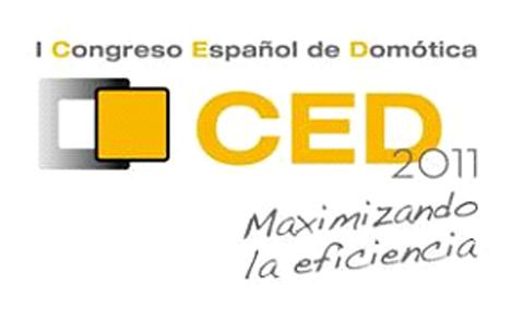 Logo del I Congreso CED 2011