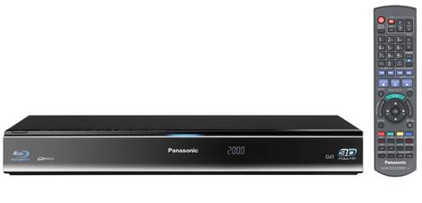 Nuevo grabador de Panasonic