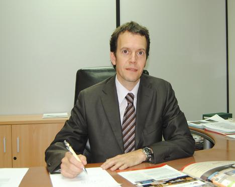 Ramón Francesch, director general de E-Controls