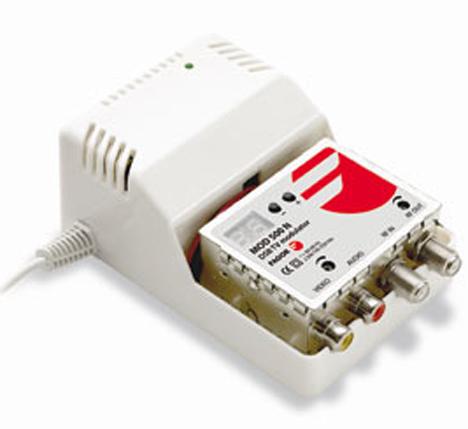 Nuevo modulador autoalimentado de Fagor Electrónica
