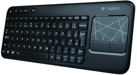 Teclado Touch K400 de Logitech