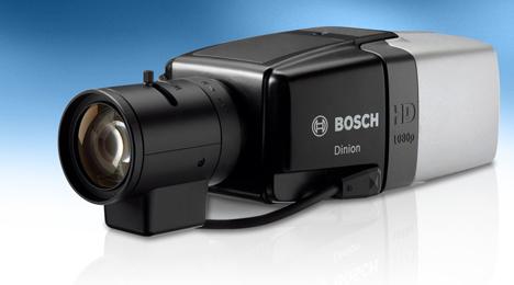 Nueva cámara Dinion HD de Bosh