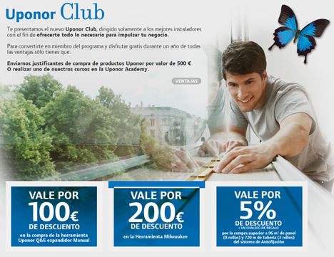 Uponor Club