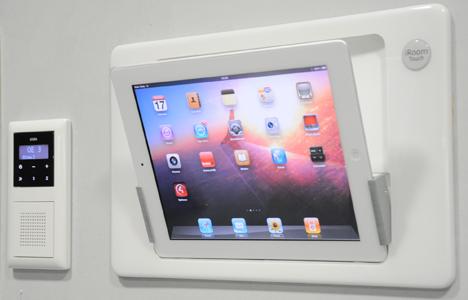 Soporte para el iPad2