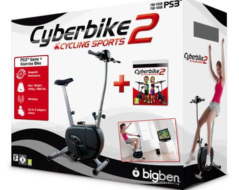 Cyberbike 2 para Playstation 3
