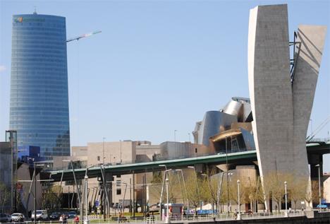 Edificio de Iberdrola en Bilbao