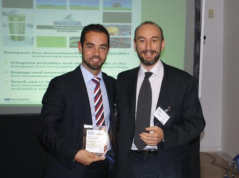 Airzone obtiene el premio Eco-Inovación