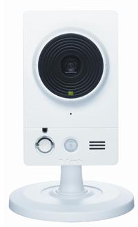 Nueva cámara de videovigilancia D-Link
