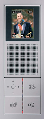 Jung TKM videoporteros pantalla