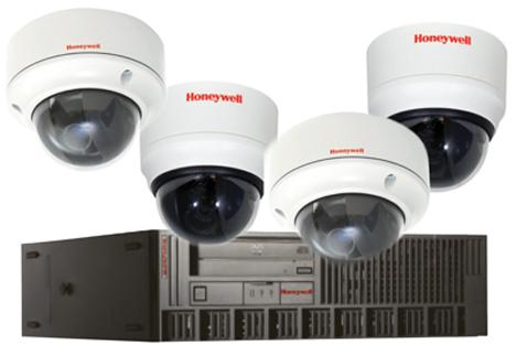 Cámaras de seguridad Honeywell