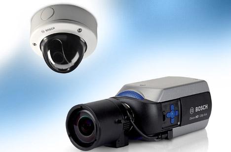 Nuevas cámaras Dinion y FlexiDome