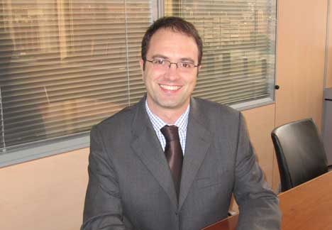 Antonio Navarro, director de Ventas y Marketing de D-Link