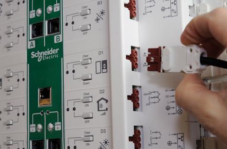 Sistema KNX de Schneider Eelctric