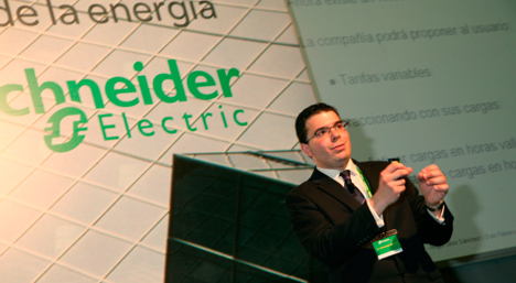 Angel Silo, Schneider Electric