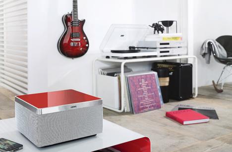 Sistema de sonido inalámbrico Air Speaker de Loewe
