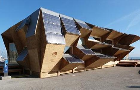 Endesa presenta su casa solar en la Smartcity de Barcelona