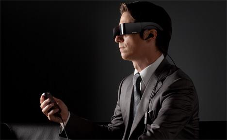 Gafas multimedia de Epson
