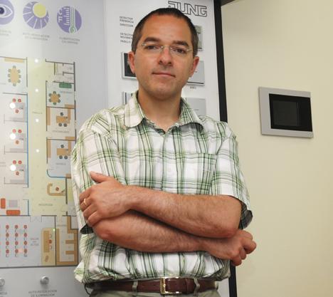 Antonio Moreno, Director Técnico de Jung Electro Ibérica