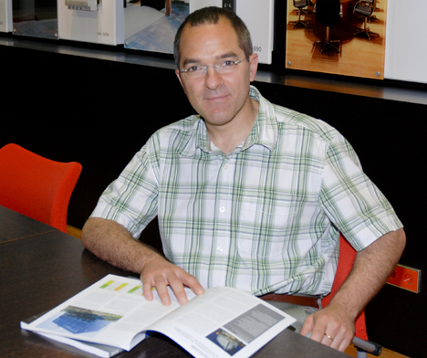 Antonio Moreno, Director Técnico Gerente de Jung