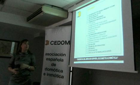 Presentación estudio Cedom