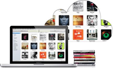 Apple lanza iTunes Match