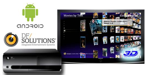 Servidores DF Solutions desde Android