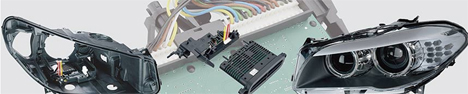 Conector para aplicaciones LED de Mallol Asetyc