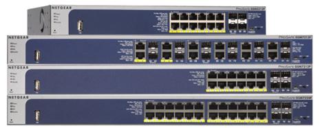 Nuevos Switches Layer de Netgear