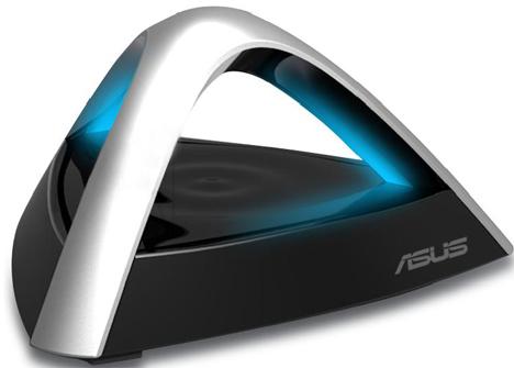 Adaptador Ethernet dual-band wireless de ASUS