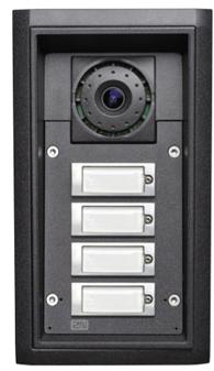 Control de acceso Helios IP