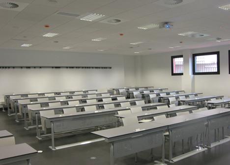 Universidad de Deusto con tecnología KNX de Jung