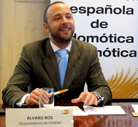 Alvaro Ros Asamblea General CEDOM 2012
