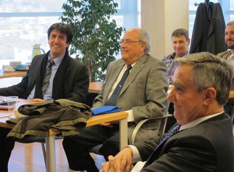 Presidentes Asamblea General CEDOM 2012