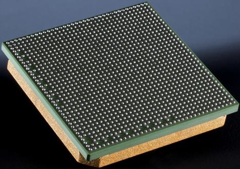 Chip fotónico de 400 Gb de Alcatel-Lucent