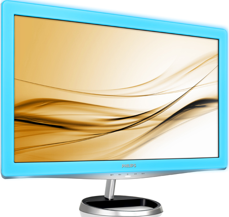 monitor Philips LightFrame Moda 248X3LFHSB/00