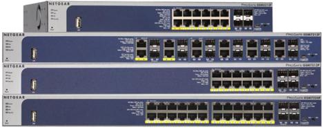 Switches GMS de Netgear