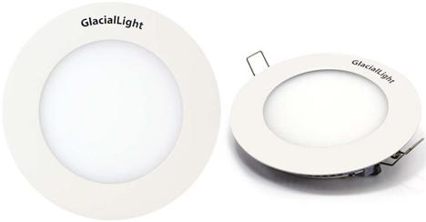 LED GL-DL04 de GlacialLight