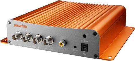 Codificador de vídep IP VS540i de Plustek