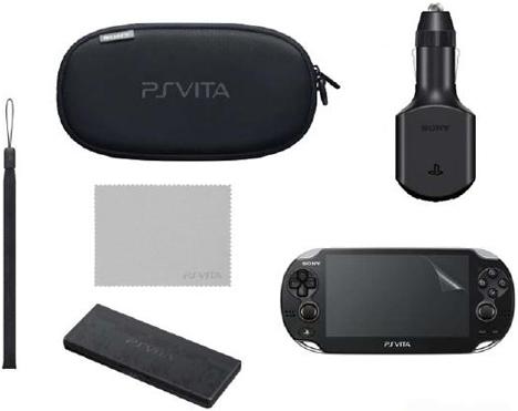 Kit de viaje para PS Vita
