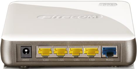 Router N300 X2 con Sitecom Cloud Security